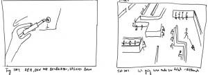 Storyboard Eins, Tag 1002