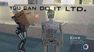 Beispiel für Textelemente als Teil eines Bildes